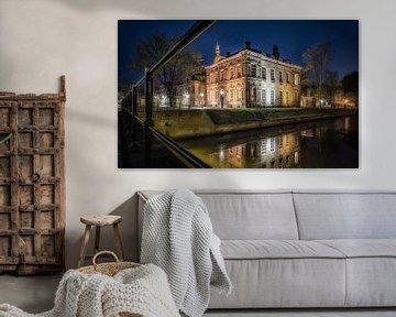 Het Koningin Wilhelmina Paviljoen in Breda van Ronald Westerbeek