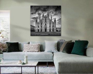 MAILÄNDER DOM Kathedrale Santa Maria Nascente  von Melanie Viola