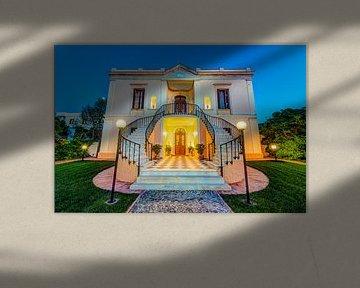 Hotel met historie op Kreta van Wicek Listwan