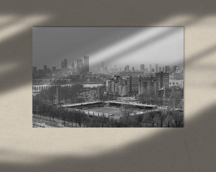 Sfeerimpressie: Het SBV Excelsior   Stadion Woudestein van MS Fotografie   Marc van der Stelt