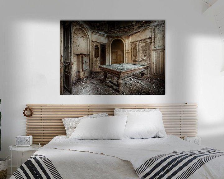 Sfeerimpressie: Biljart van Olivier Photography