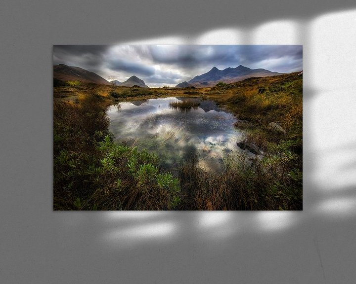 Sfeerimpressie: Isle of Skye in Schotland van Steven Dijkshoorn