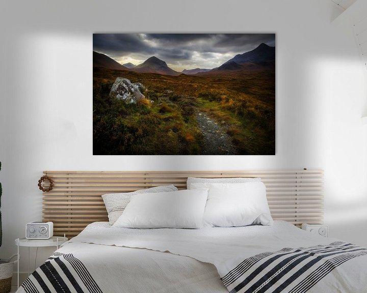 Sfeerimpressie: De droom heet Schotland van Steven Dijkshoorn