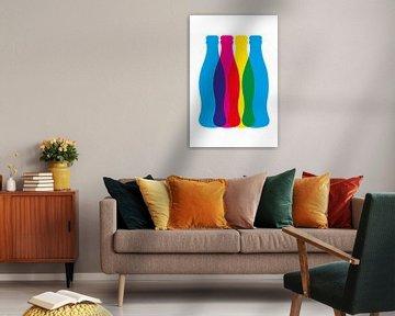My favorite shapes van Harry Hadders