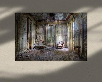 Der verlassene Salon von Truus Nijland