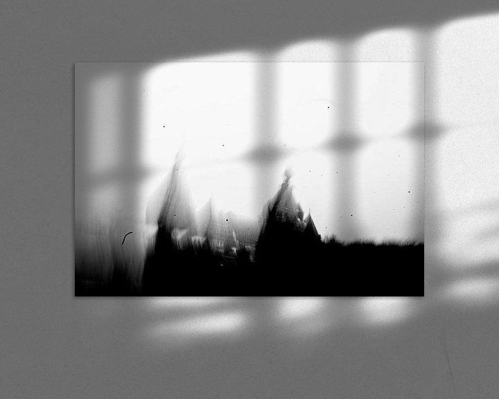 Sfeerimpressie: Beweging III  van David Cañizares Sánchez