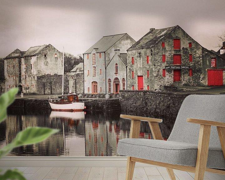 Impression: The old warehouse, Ramelton, Ireland. sur Marga Verweijen
