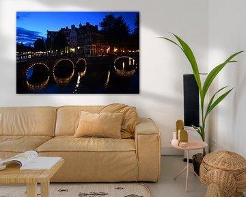 Amsterdam Canals van Sander Barlage