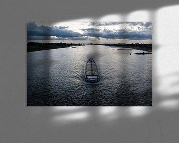 Binnenvaart van Joos fotoos