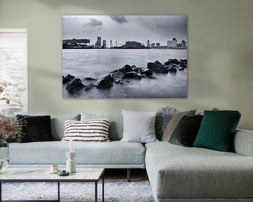 Smooth Black 'n White Scenery van Marcel Moonen @ MMC Artworks