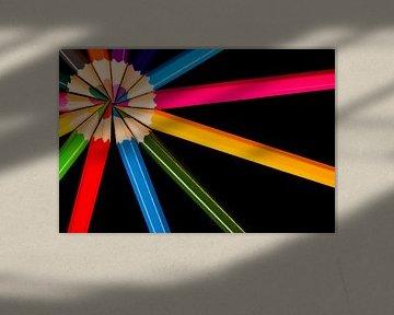Kleuren - colors von Erik Bertels