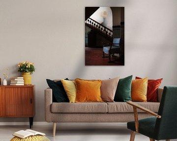 Upstairs... van Els Baltjes