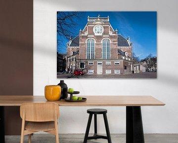 Noorderkerk Amsterdam van Foto Amsterdam / Peter Bartelings