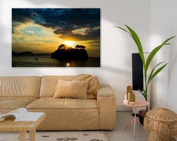 Zakynthos, Greece - Sunrise von Lars Scheve