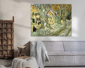 De stratenmakers - Vincent van Gogh