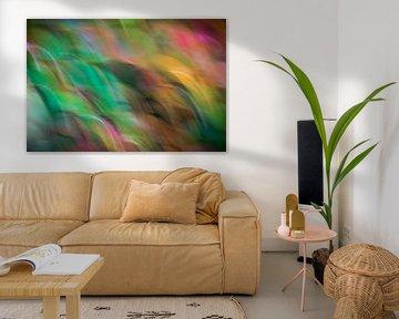 Een kleurenspel van verbeelding von AnyTiff (Tiffany Peters)