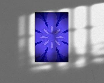 luminous Flower N.4 von Olis-Art