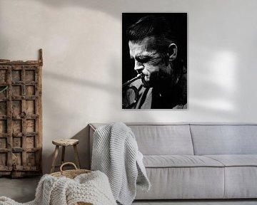 Chet Baker  #43 sur Paolo Gant
