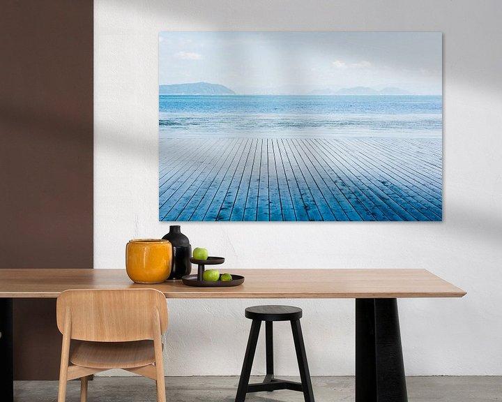 Sfeerimpressie: Een zee van blauw van Marijn Kuijper