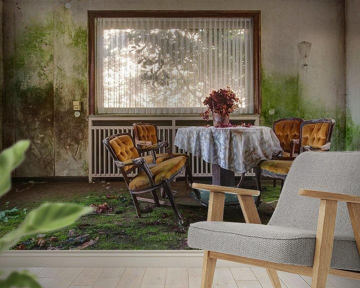 Beispiel fototapete: Take a seat von Anya Lobers