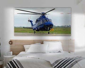 Politie Agusta-Westland AW139 (PH-PXZ) van Roel Ovinge