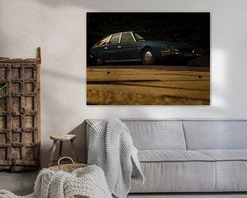 Citroën CX van Jan-Loek Siskens