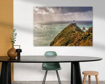 Nugget Point Lighthouse van Jasper den Boer
