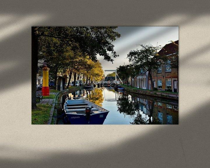 Sfeerimpressie: Een Mooie Herfstochtend in Schipluiden van Charlene van Koesveld