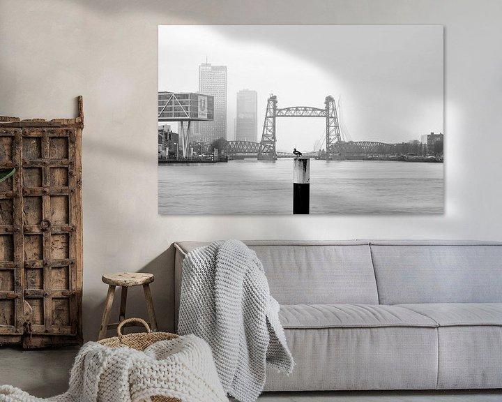 Sfeerimpressie: De Hef in Rotterdam van MS Fotografie | Marc van der Stelt