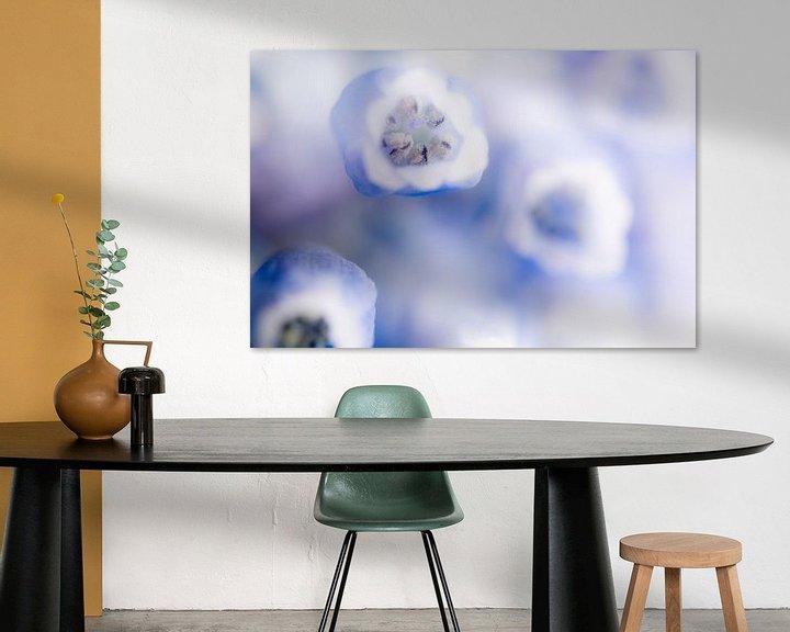 Sfeerimpressie: Blauw druifje van Erna Böhre