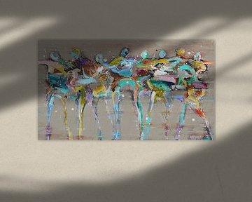 celebrate life sur Atelier Paint-Ing