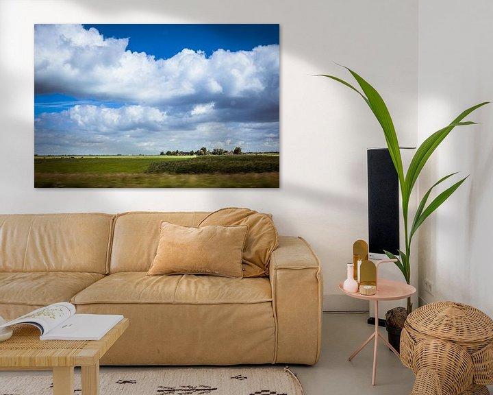 Sfeerimpressie: Dutch clouds van Freddy Hoevers