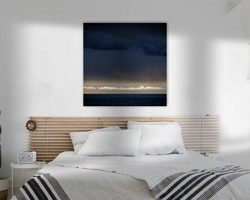 Clouds and clouds van Ruud Peters