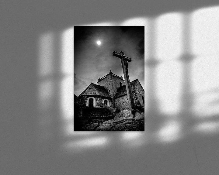 Sfeerimpressie: Crossing van Ruud Peters