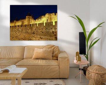 Carcassonne van P.D. de Jong