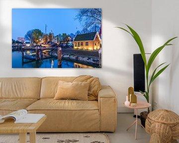 Scheephelling Oude haven Rotterdam van RvR Photography (Reginald van Ravesteijn)