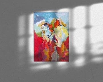 abstrakt figure von Deniz Paulat