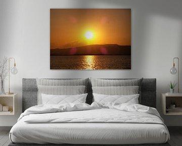Zonsondergang  van Veli Aydin