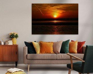 Zonsondergang  von Veli Aydin