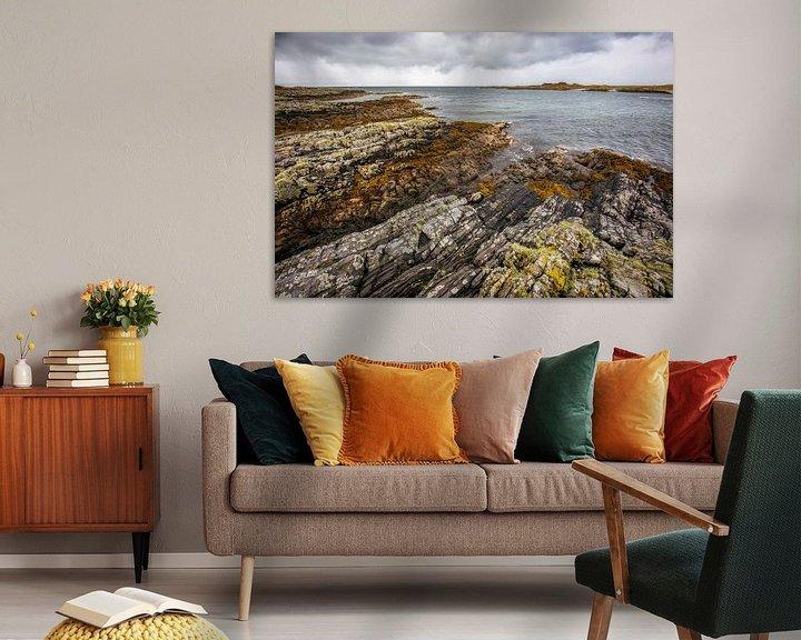 Sfeerimpressie: The edge of Schotland  van Steven Dijkshoorn