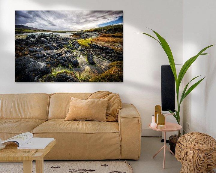 Sfeerimpressie: The rocks of nature in Scotland van Steven Dijkshoorn