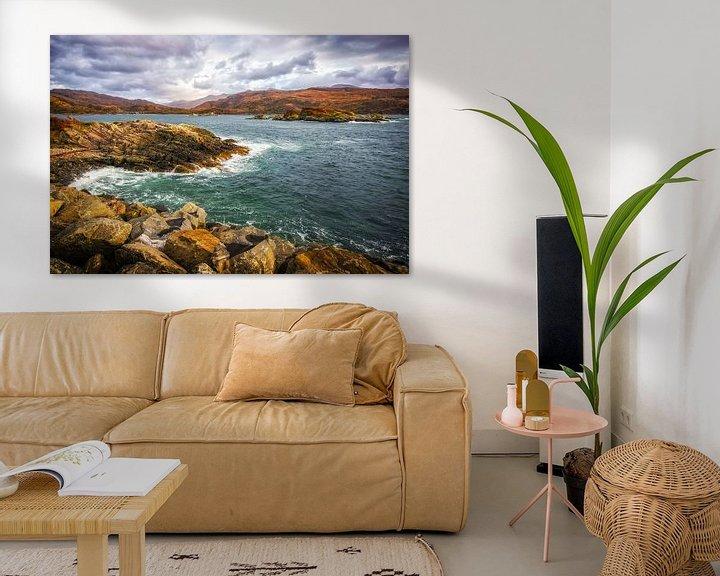 Sfeerimpressie: Scotland & Nature van Steven Dijkshoorn