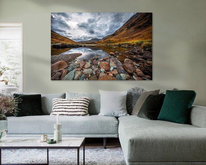 Sfeerimpressie: Scotland & Nature   Loch Etive van Steven Dijkshoorn