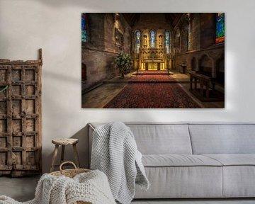 St Aidan's Church in het Verenigd Koninkrijk
