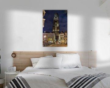 Domtoren in Utrecht van Ad Jekel