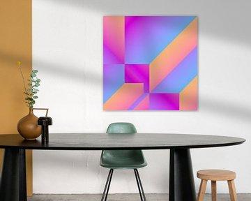 Balance N.3 van Olis-Art