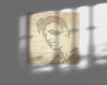 Elvis (a little less conversation) van Color Square