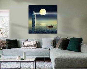 The fabulous Lighthouse van Monika Jüngling