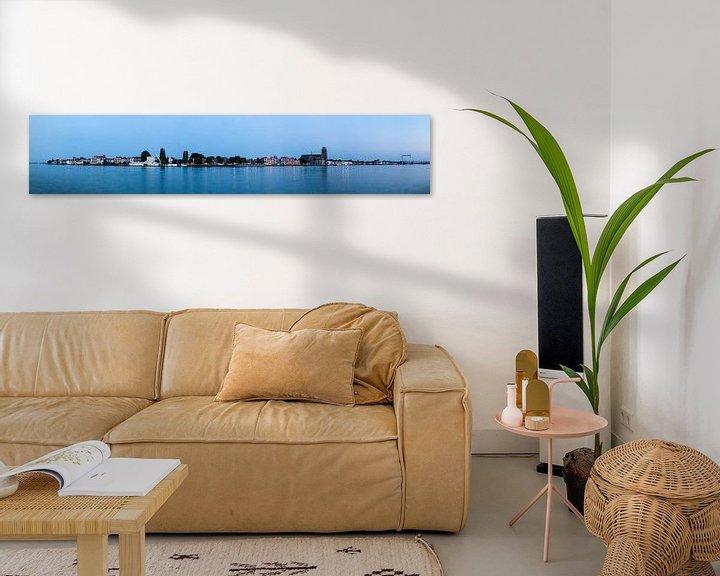 Sfeerimpressie: Panorama Dordrecht van Sander Poppe