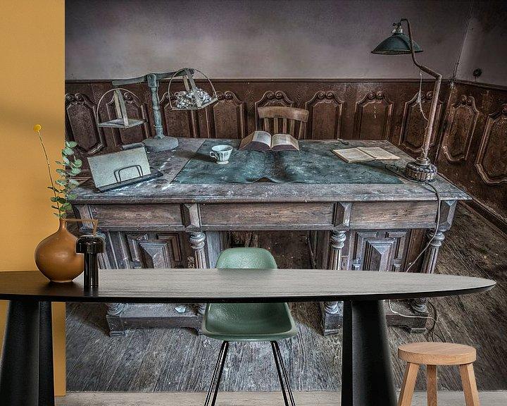 Beispiel fototapete: The Office von Gerben van Buiten
